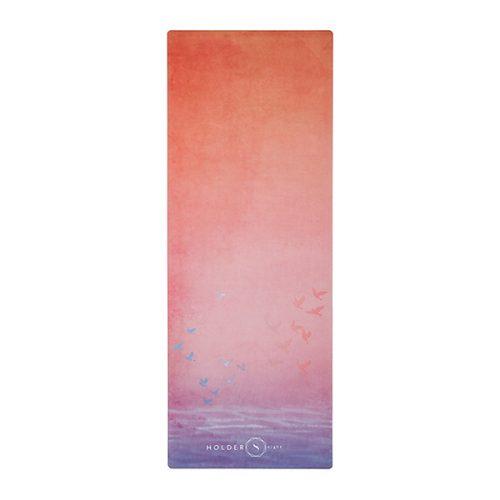 premium yoga mat sunrise