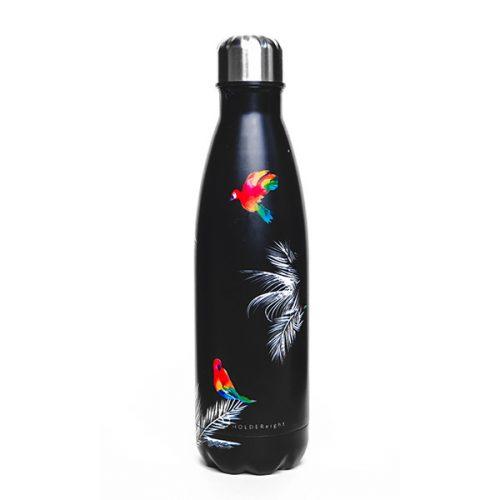 premium yoga water bottle fly away