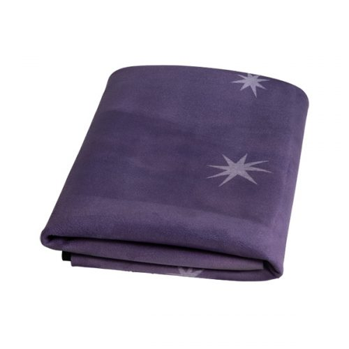 premium yoga travel mat night sky