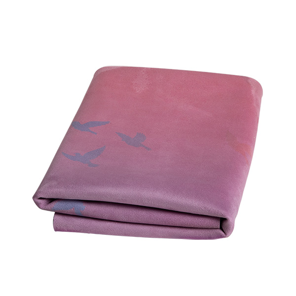 premium yoga travel mat sunrise travel