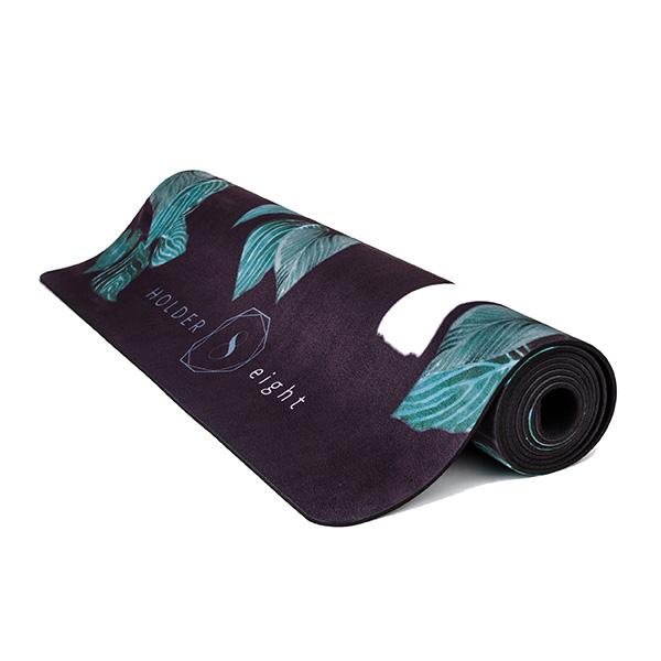premium yoga mat paradise view roll