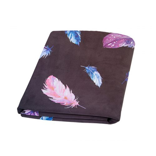 premium yoga travel mat birds of a feather